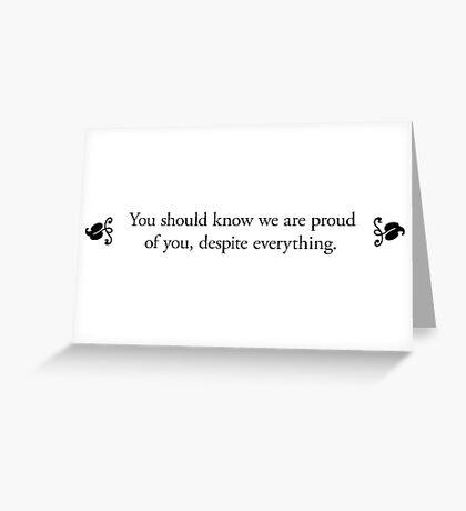Boomer Cards - Pride Greeting Card