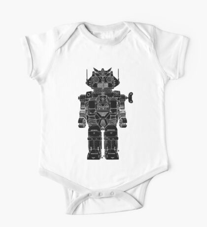 Robot Toy One Piece - Short Sleeve