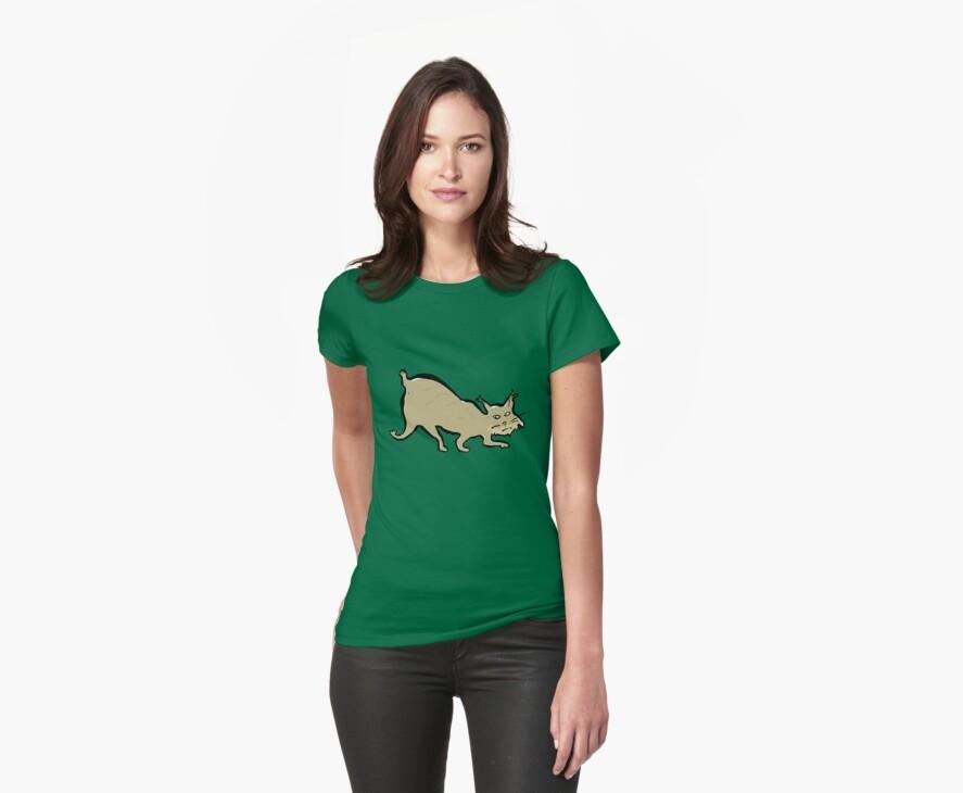 lynx by greendeer