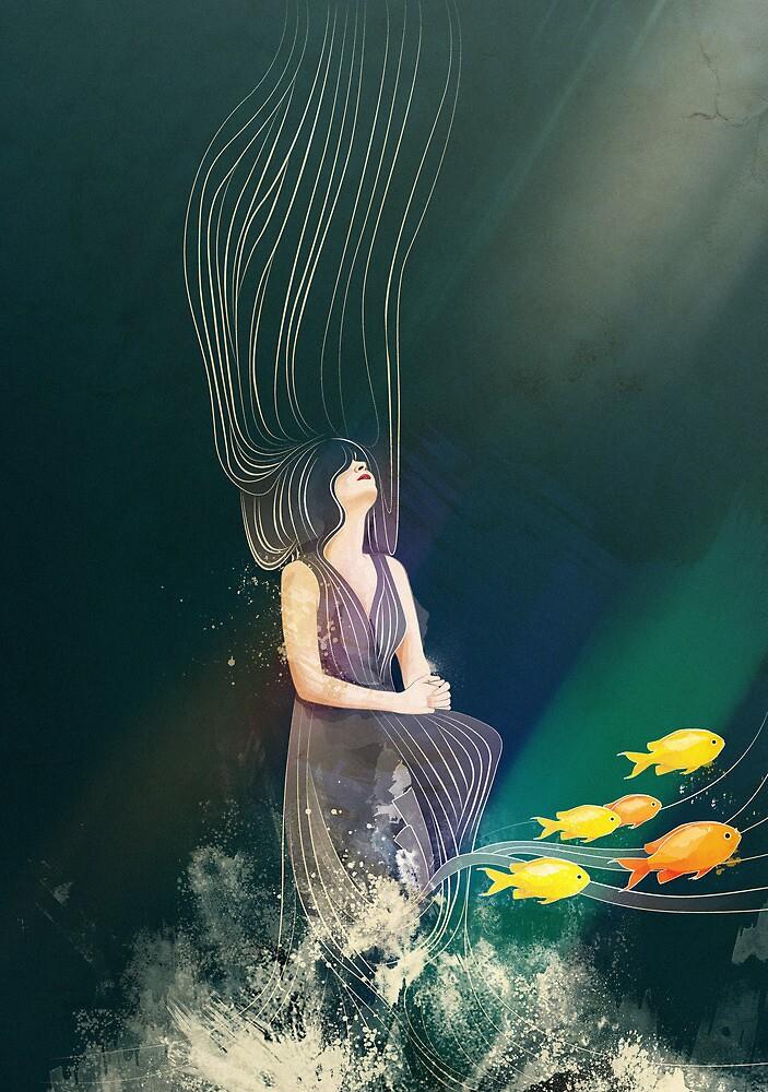 Oceania by Irina Sidorowicz