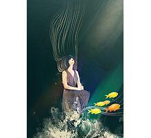 Oceania Photographic Print
