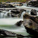 Cossatot River Falls by Chris Ferrell