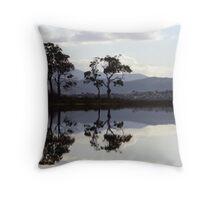 Forcett lakes  Throw Pillow