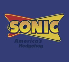 Sonic Fast Burgers by CampCreations