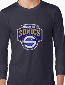 Sonic's Favorite Team Long Sleeve T-Shirt