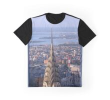 Chrysler Building Graphic T-Shirt