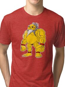 POKEMON FORT Tri-blend T-Shirt