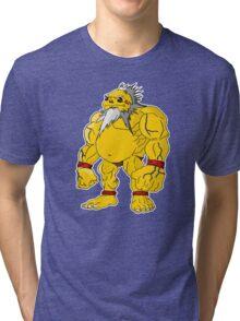 POKEMON FORT Tri-blend T-Shirt