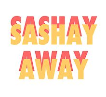 SASHAY AWAY by therabbitabacus