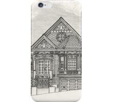 House on Potrero Hill, San Francisco iPhone Case/Skin