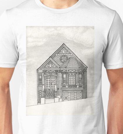 House on Potrero Hill, San Francisco Unisex T-Shirt