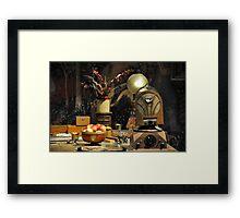 Gryffindor Common Room Framed Print