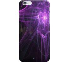purple explosion iPhone Case/Skin