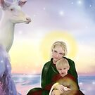 Yule Mother by TriciaDanby