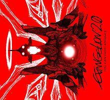 neon genesis evangelion by EternalAbyss
