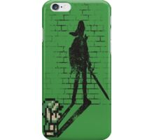 lin through the ages iPhone Case/Skin