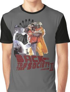 Back to the Fscoiety Graphic T-Shirt