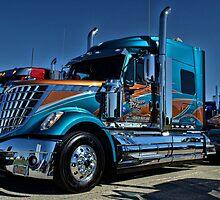 2013 International Semi Truck Southern Pride by TeeMack