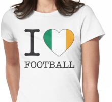 I ♥ IRELAND Womens Fitted T-Shirt