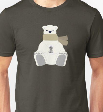 LOST Dharma Polar Bear Holidays Unisex T-Shirt
