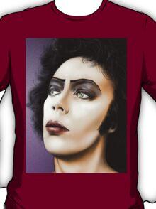 Frank-n-Furter, Tim Curry original art by Dori Hartley T-Shirt