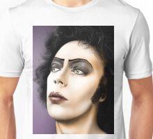 Frank-n-Furter, Tim Curry original art by Dori Hartley Unisex T-Shirt