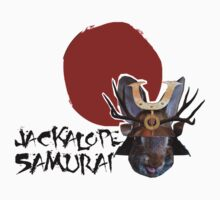 Jackalope Samurai One Piece - Short Sleeve