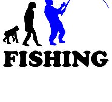 Fishing Evolution by kwg2200