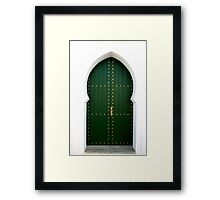 Be my guest 3 Framed Print
