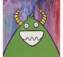 Monsters: Jimmy Photographic Print