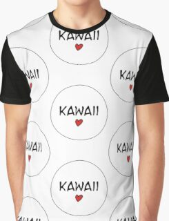 MANGA BUBBLES - KAWAII Graphic T-Shirt