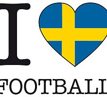 I ♥ SWEDEN by eyesblau