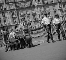Good vibes in Paris by MichaelDarn