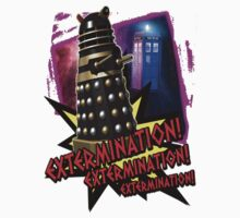 Doctor Who - EXTERMINATION EXTERMINATION EXTERMINATION by Slightly Wrong Quotes