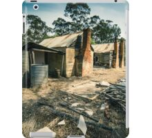 Abandoned Bush house #2 iPad Case/Skin