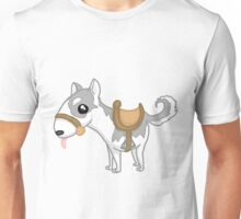 Halfling Mount- Dog Unisex T-Shirt