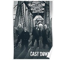 Cast Down Poster