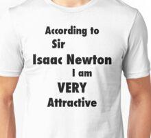 Universal Law of Gravitation Unisex T-Shirt