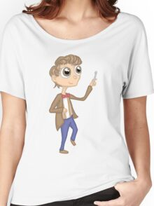 eleventh doctor cutie Women's Relaxed Fit T-Shirt