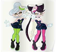 Callie and Marie Poster