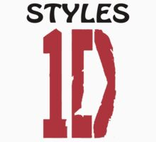 Styles 1D Jersey Tshirt by smentcreations