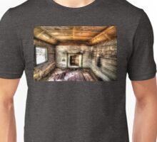 Abandoned Bush house #1 & #2, the lounge room Unisex T-Shirt