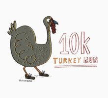 10K Turkey Run by David Barneda