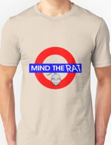 Mind the Rat T-Shirt