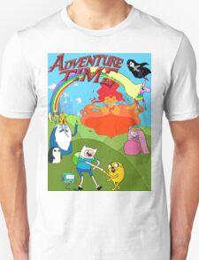 Adventure Time, fin  Unisex T-Shirt