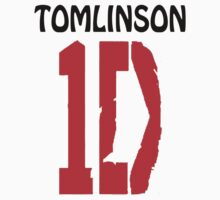 Tomlinson 1D Jersey by smentcreations