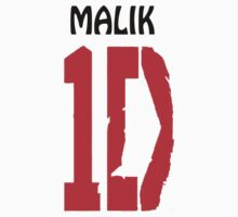 Malik 1D Jersey by smentcreations