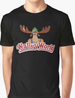 Walley World - Distressed Logo Graphic T-Shirt
