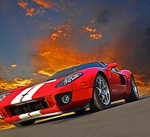 2011 Ford GT III by DaveKoontz