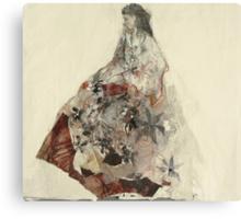 Hommage à Botticelli VIII Canvas Print